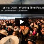 Retour sur le Working Time Festival en images