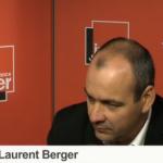 Laurent Berger nous parle de la rentrée